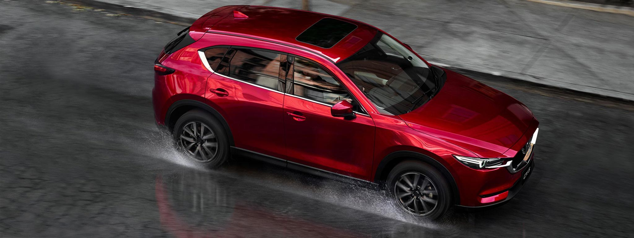 View the Mazda CX-5